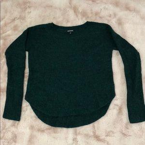 Express Hi-Lo Sweater